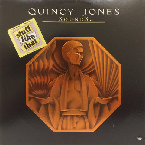 "Quincy Jones Vinyl 12"" (Used)"