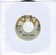 "Quincy Jones Vinyl 7"" (Used)"