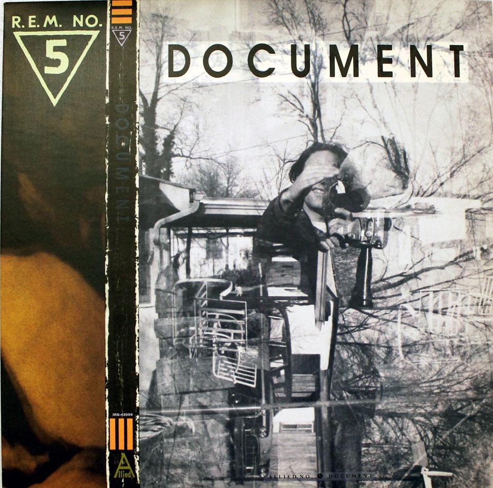 """R.E.M. Vinyl 12"""" (Used)"""