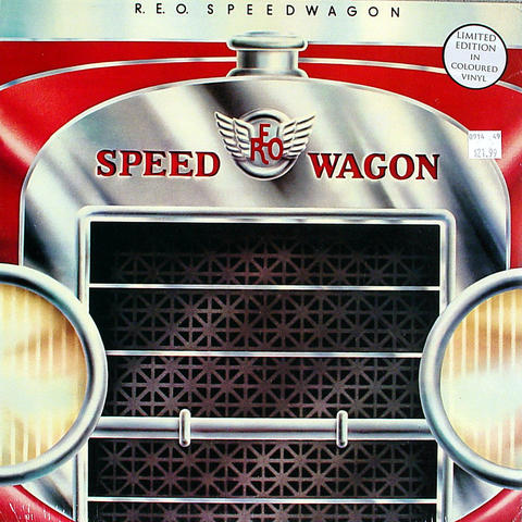 "R.E.O. Speedwagon Vinyl 12"" (New)"