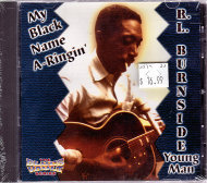 R.L. Burnside CD