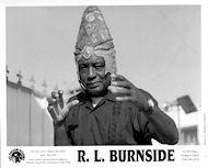 R.L. Burnside Promo Print