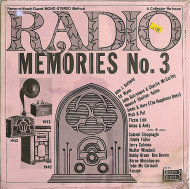 "Radio Memories No. 3 Vinyl 12"" (New)"