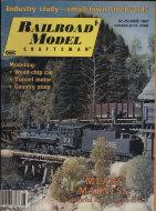 Railroad Model Craftsman Vol. 56 No. 1 Magazine