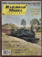 Railroad Model Vol. 50 No. 8 Magazine