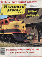 Railroad Model Vol. 54 No. 5 Magazine
