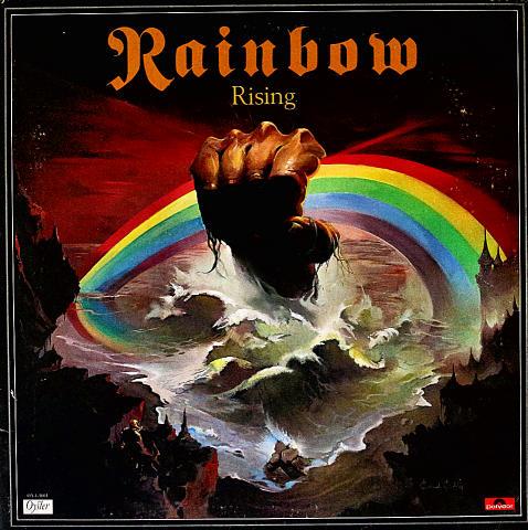 """Rainbow Vinyl 12"""" (Used)"""