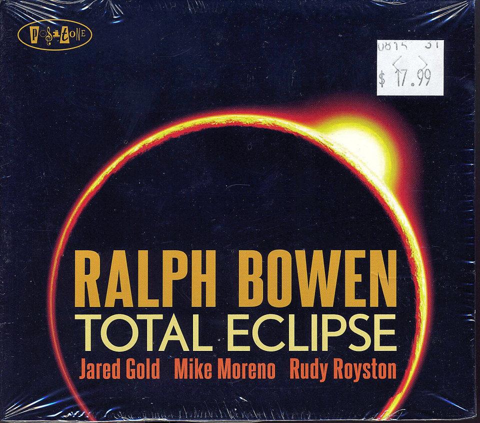 Ralph Bowen CD