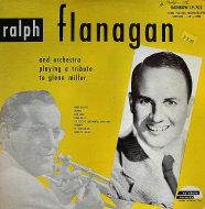 "Ralph Flanagan And His Orchestra Vinyl 10"" (Used)"