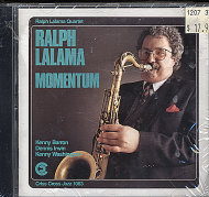 Ralph Lalama Quartet CD