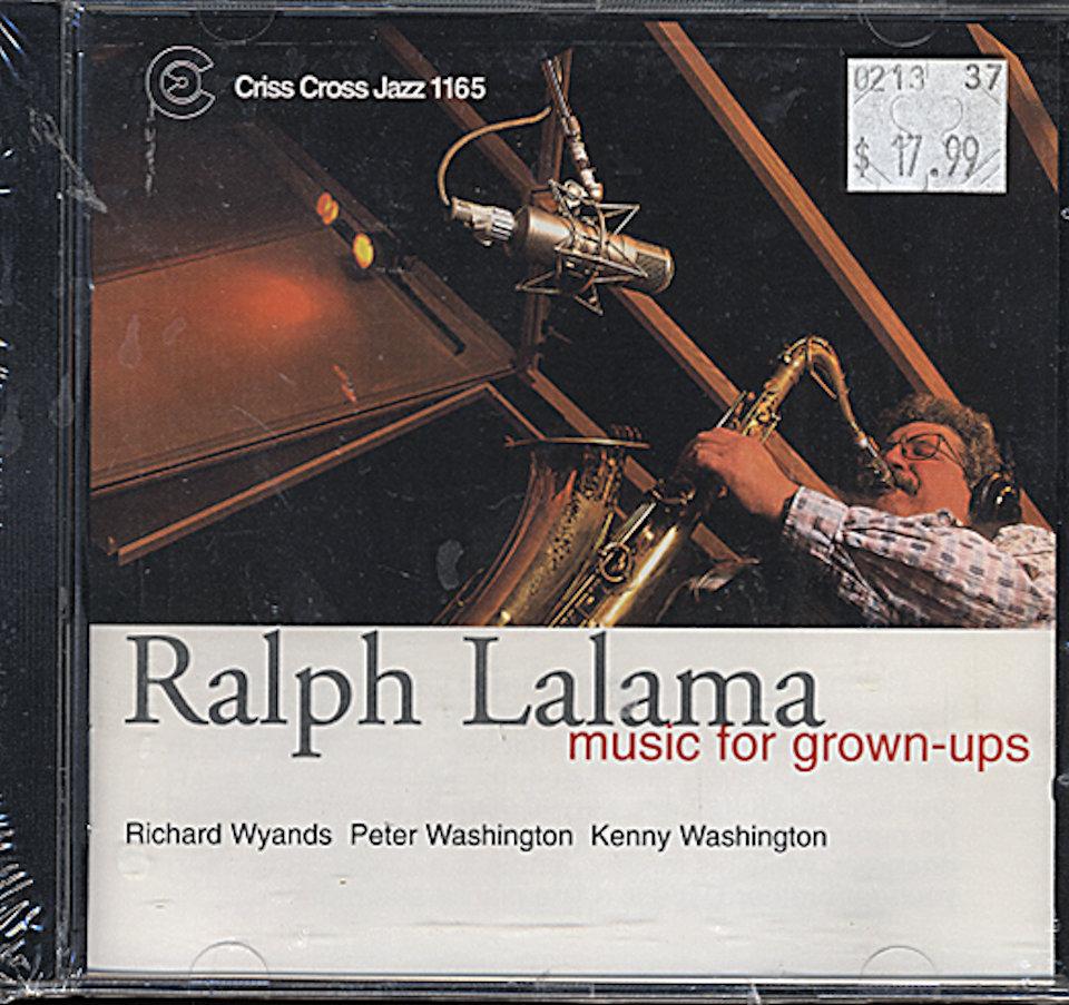 Ralph Lalama CD