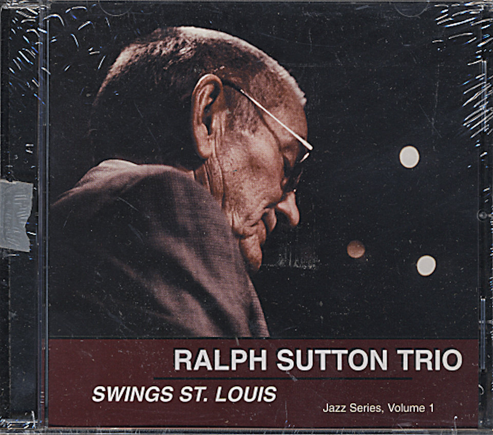 Ralph Sutton Trio CD