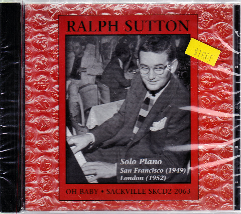 Ralph Sutton CD