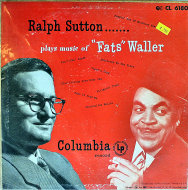 "Ralph Sutton Vinyl 10"" (Used)"