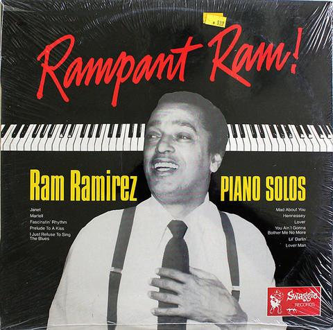 """Ram Ramirez Vinyl 12"""" (New)"""