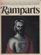 Ramparts June 29, 1968 Magazine