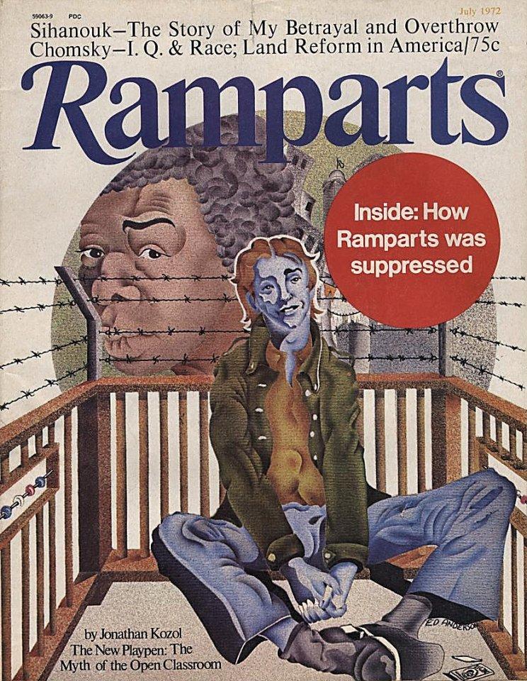 Ramparts Vol. 11 No. 1