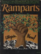 Ramparts Vol. 8 No. 10 Magazine
