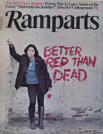 Ramparts Vol. 8 No. 8 Magazine