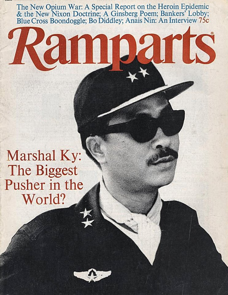 Ramparts Vol 9 No. 10
