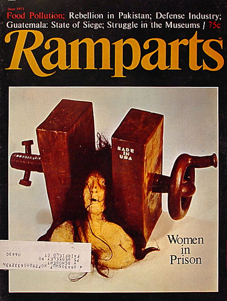 Ramparts Vol. 9 No. 11 Magazine