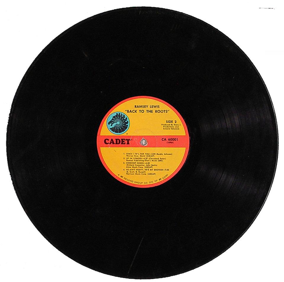 """Ramsey Lewis Vinyl 12"""" (Used)"""