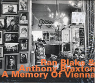 Ran Blake & Anthony Braxton CD