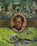 Rand Holmes: The Artist Himself Book