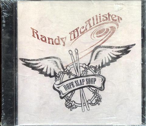 Randy McCallister CD