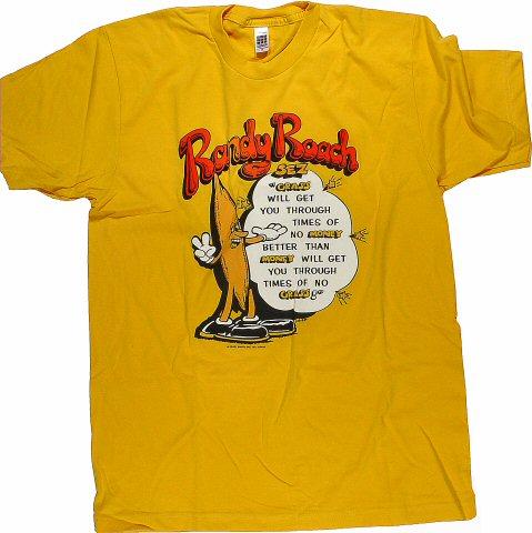Randy Roach Sez Women's T-Shirt