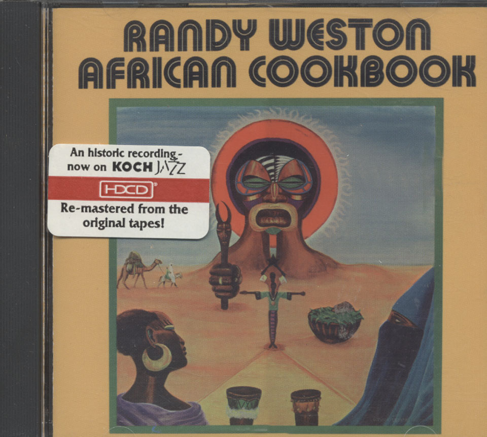 Randy Weston CD