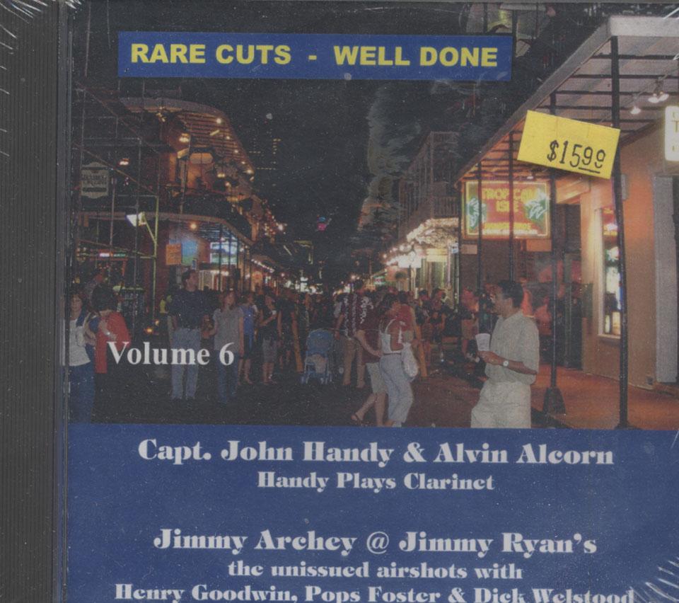 Rare Cuts Volume 6 CD