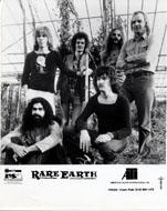 Rare Earth Promo Print