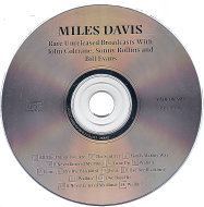 Rare Unreleased Broadcasts CD