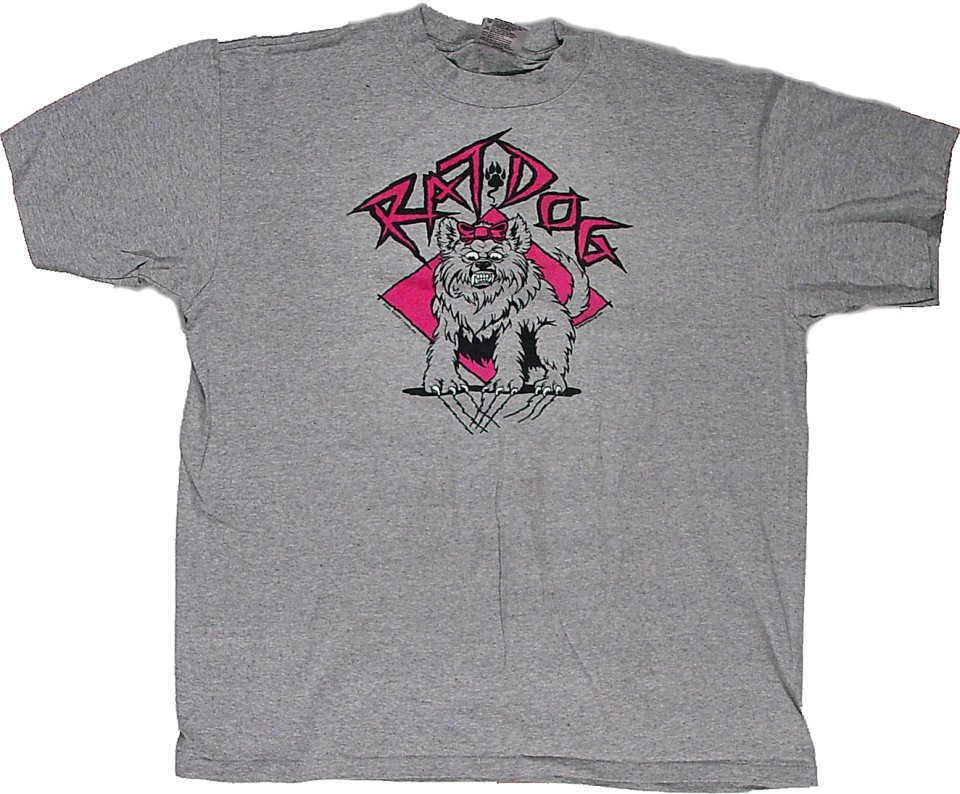 Rat Dog Men's Vintage T-Shirt