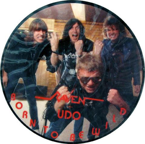 """Raven Vinyl 7"""" (Used)"""