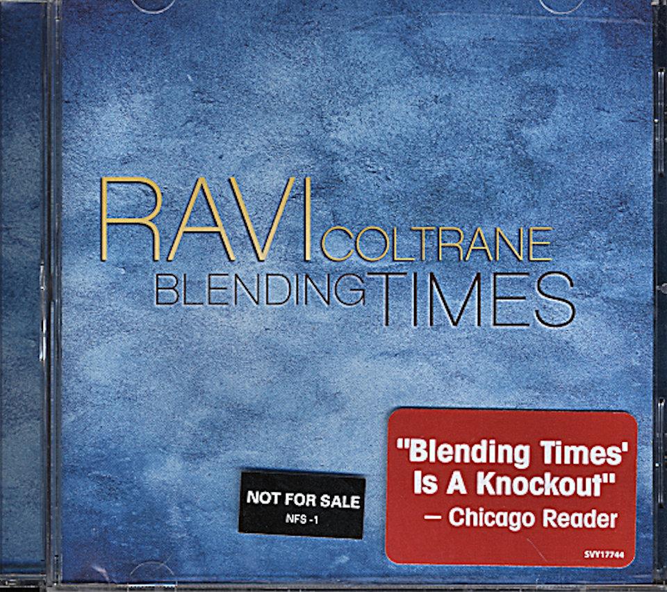 Ravi Coltrane CD