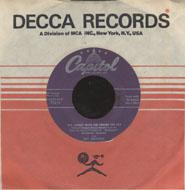 """Ray Anthony / Gordon MacRae Vinyl 7"""" (Used)"""