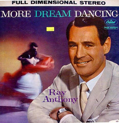 """Ray Anthony Vinyl 12"""" (Used)"""