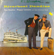 """Ray Bauduc-Nappy Lamare And Their Dixieland Band Vinyl 12"""" (Used)"""