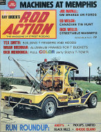 Ray Brock's Rod Action Vol. 1 No. 4 Magazine