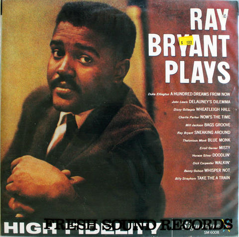 "Ray Bryant Vinyl 12"" (New)"