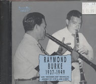 Ray Burke's Speakeasy Boys CD