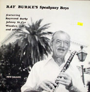 "Ray Burke's Speakeasy Boys Vinyl 12"" (Used)"