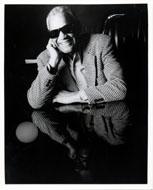 Ray Charles Vintage Print