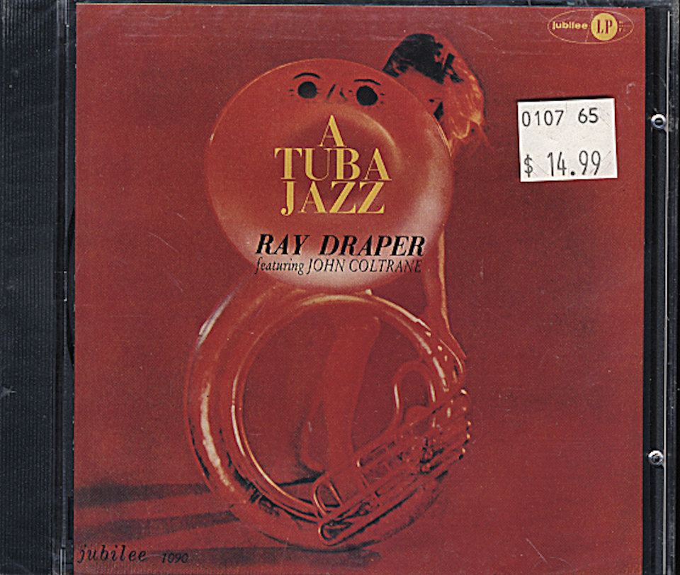 Ray Draper Featuring John Coltrane CD