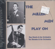 Ray Eberle & Tex Beneke Orchestras CD