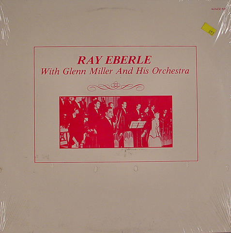 "Ray Eberle Vinyl 12"" (New)"