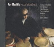 Ray Mantilla CD