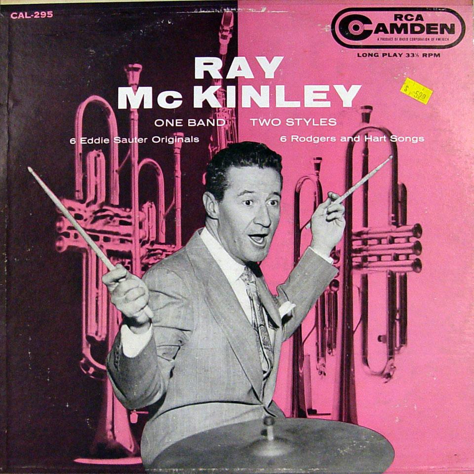 """Ray McKinley Vinyl 12"""" (Used)"""